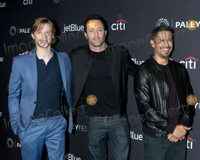 Alex OLoughlin Photo - LOS ANGELES - MAR 23  Lucas Till Alex OLoughlin Jay Hernandez at the PaleyFest - Hawaii Five-0 MacGyver and Magnum PI Event at the Dolby Theater on March 23 2019 in Los Angeles CA