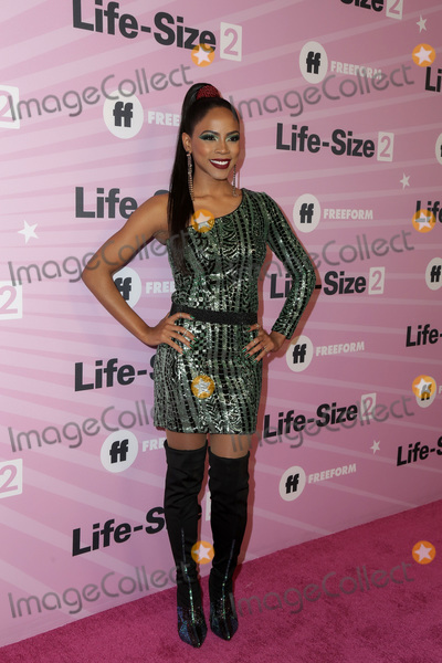 Shanica Knowles Photo - LOS ANGELES - NOV 27  Shanica Knowles at the Life Size 2 Premiere Screening at the Roosevelt Hotel on November 27 2018 in Los Angeles CA