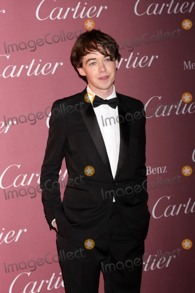 Alex Lawther Photo - LOS ANGELES - JAN 3  Alex Lawther at the Palm Springs Film Festival Gala at a Convention Center on January 3 2014 in Palm Springs CA