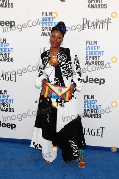 Yolanda Ross Photo - LOS ANGELES - FEB 25  Yolanda Ross at the 32nd Annual Film Independent Spirit Awards at Beach on February 25 2017 in Santa Monica CA