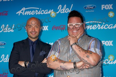 Joe Bastianich Photo - LOS ANGELES - MAR 7  Vineyard owner and restaurateur Joe Bastianich (L) and chef Graham Elliott arrives at the 2013 American Idol Finalists Party at the The Grove on March 7 2013 in Los Angeles CA