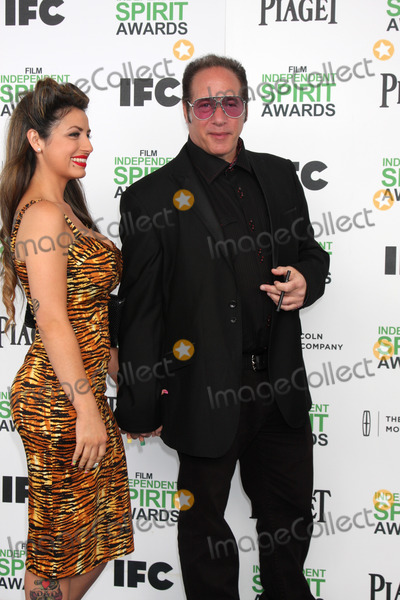 Andrew Dice Clay Photo - LOS ANGELES - MAR 1  Andrew Dice Clay at the Film Independent Spirit Awards at Tent on the Beach on March 1 2014 in Santa Monica CA