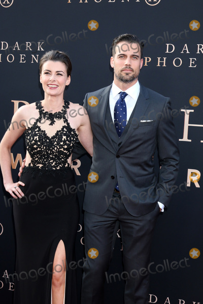 Aphra Williams Photo - LOS ANGELES - JUN 4  Aphra Williams Thomas Beaudoin at the Dark Phoenix World Premiere at the TCL Chinese Theater IMAX on June 4 2019 in Los Angeles CA