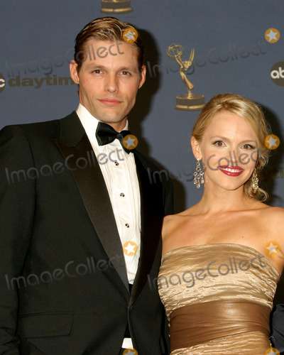 Alexa Havins Photo - Justin Breuning  Alexa Havins33rd Daytime Emmy AwardsKodak TheaterHollywood  HighlandLos Angeles CAApril 28 2006
