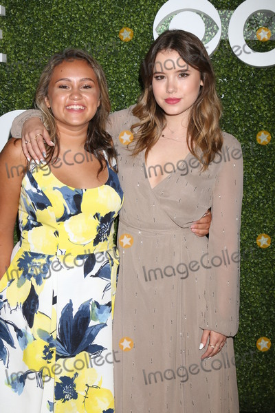 Taylor Spreitler Photo - LOS ANGELES - AUG 10  Mary-Charles Jones Taylor Spreitler at the CBS CW Showtime Summer 2016 TCA Party at the Pacific Design Center on August 10 2016 in West Hollywood CA