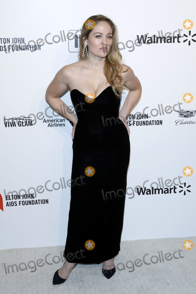 Erika Christensen Photo - LOS ANGELES - FEB 9  Erika Christensen at the 28th Elton John Aids Foundation Viewing Party at the West Hollywood Park on February 9 2020 in West Hollywood CA