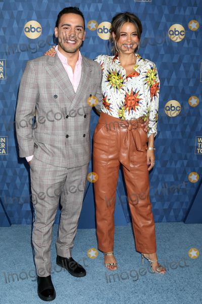 Nathalie  Photo - Victor Rasuk and Nathalie Kelley