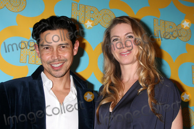Anthony Ruivivar Photo - LOS ANGELES - JAN 11  Anthony Ruivivar Yvonne Jung at the HBO Post Golden Globes Party at a Beverly Hilton on January 11 2015 in Beverly Hills CA