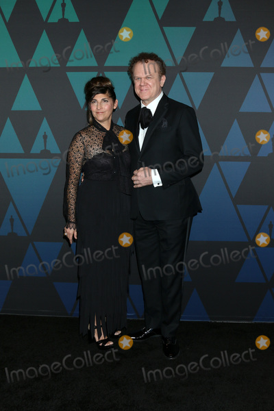 Alison Dickey Photo - LOS ANGELES - NOV 18  Alison Dickey John C Reilly at the 10th Annual Governors Awards at the Ray Dolby Ballroom on November 18 2018 in Los Angeles CA
