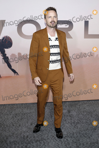 Aaron Paul Photo - LOS ANGELES - MAR 5  Aaron Paul at the Westworld Season 3 Premiere at the TCL Chinese Theater IMAX on March 5 2020 in Los Angeles CA