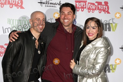 Ace Young Photo - LOS ANGELES - DEC 1  Chris Daughtry Ace Young Diana DeGarmo at the 2013 Hollywood Christmas Parade at Hollywood  Highland on December 1 2013 in Los Angeles CA