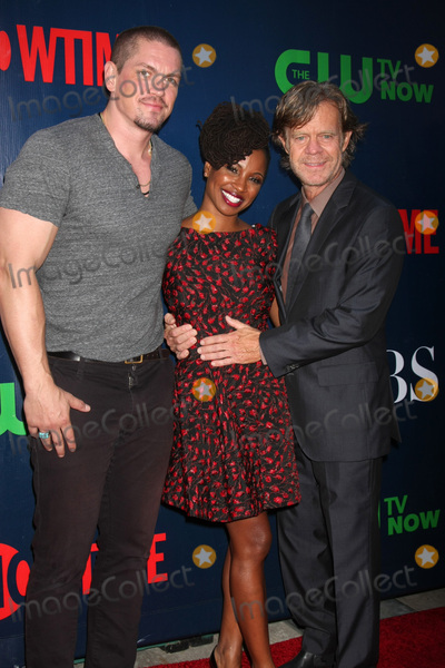 Steve Howey Photo - LOS ANGELES - AUG 10  Steve Howey Shanola Hampton WIlliam H Macy at the CBS TCA Summer 2015 Party at the Pacific Design Center on August 10 2015 in West Hollywood CA