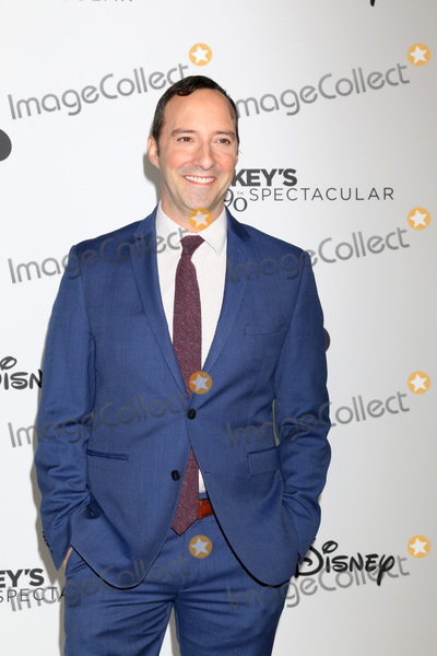 Tony Hale Photo - LOS ANGELES - OCT 6  Tony Hale at the Mickeys 90th Spectacular Taping at the Shrine Auditorium on October 6 2018 in Los Angeles CA