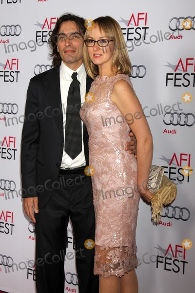 Andrea Meszaros Photo - LOS ANGELES - NOV 12  Carlo Ponti Andrea Meszaros Ponti at the A Special Tribute to Sophia Loren at AFI Film Festival at the Dolby Theater on November 12 2014 in Los Angeles CA