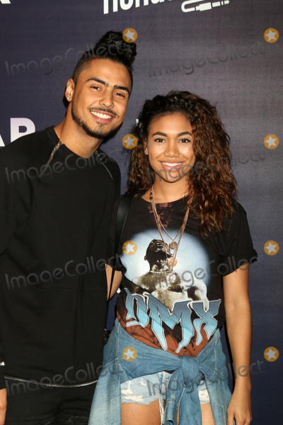 Paige Hurd Photo - LOS ANGELES - MAR 14  Quincy Brown Paige Hurd at the Honda Stages An Exclusive Evening with STAR at iHeart Theater on March 14 2017 in Burbank CA