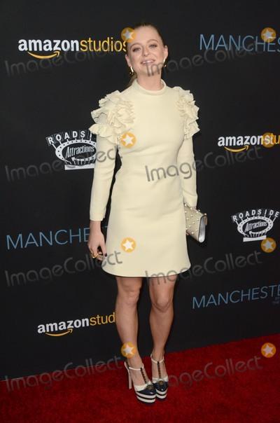 Anna Baryshnikov Photo - LOS ANGELES - NOV 14  Anna Baryshnikov at the Manchester By The Sea at Samuel Goldwyn Theater on November 14 2016 in Beverly Hills CA