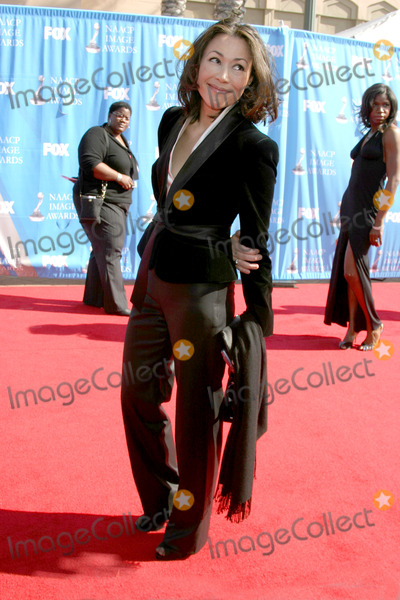 ANNE CURRY Photo - Ann CurryNAACP Image AwardsShrine AuditoriumLos Angeles CAMarch 2 2007