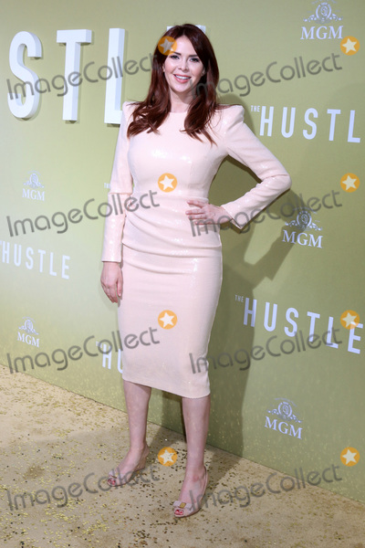 Carly Steel Photo - LOS ANGELES - MAY 8  Carly Steele at The Hustle Premiere at the ArcLight Hollywood on May 8 2019 in Los Angeles CA