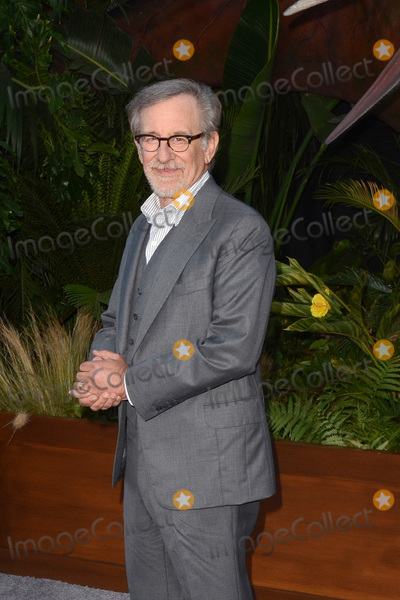 Steven Spielberg Photo - LOS ANGELES - JUN 12  Steven Spielberg at the Jurassic World Fallen Kingdom Premiere at the Walt Disney Concert Hall on June 12 2018 in Los Angeles CA