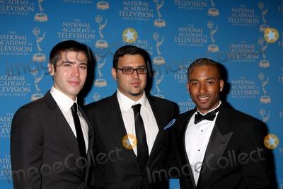 Andrew Gregory Photo - LOS ANGELES - JUN 17  Kristos Andrews Gregori J Martin Derrell Whitt arrives at the 2012 Daytime Creative Emmy Awards at Westin Bonaventure Hotel on June 17 2012 in Los Angeles CA