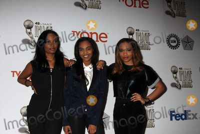 McClain Sisters Photo - LOS ANGELES - FEB 8  China Anne McClain McClain Sisters at the 2014 NAACP Image Awards Nominees Luncheon at Loews Hollywood Hotel on February 8 2014 in Los Angeles CA