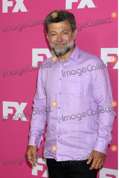 Andy Serkis Photo - LOS ANGELES - AUG 6  Andy Serkis at the FX Networks Starwalk at Summer 2019 TCA at the Beverly Hilton Hotel on August 6 2019 in Beverly Hills CA