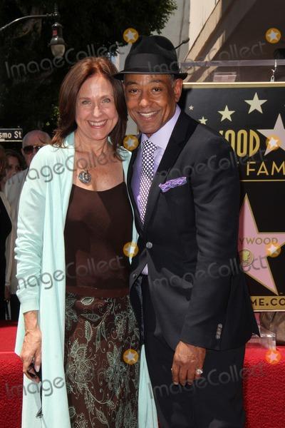 Giancarlo Esposito Photo - LOS ANGELES - APR 29  Erin Gray Giancarlo Esposito at the Giancarlo Esposito Star on the Hollywood Walk of Fame at Hollywood Blvd on April 29 2014 in Los Angeles CA