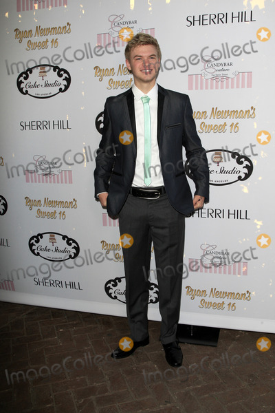Kenton Duty Photo - LOS ANGELES - APR 27  Kenton Duty at the Ryan Newmans Glitz and Glam Sweet 16 birthday party at Emerson Theater on April 27 2014 in Los Angeles CA