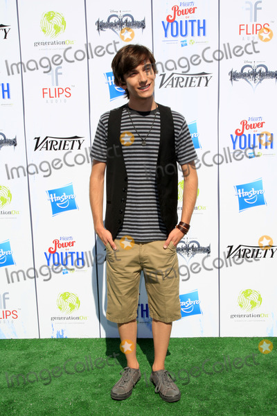 Andy Pessoa Photo - LOS ANGELES - JUL 27  Andy Pessoa at the Varietys Power of Youth  at Universal Studios Backlot on July 27 2013 in Los Angeles CA