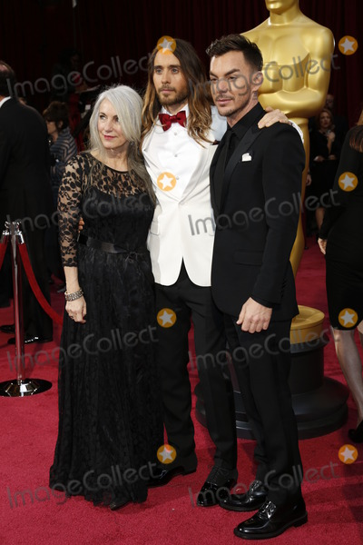 Shannon Leto Photo - LOS ANGELES - MAR 2  Constance Leto Jared Leto Shannon Leto at the 86th Academy Awards at Dolby Theater Hollywood  Highland on March 2 2014 in Los Angeles CA