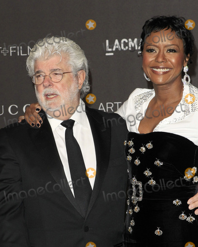 George Lucas Photo - LOS ANGELES - NOV 3  George Lucas at the 2018 LACMA Art and Film Gala at the Los Angeles County Musem of Art on November 3 2018 in Los Angeles CA