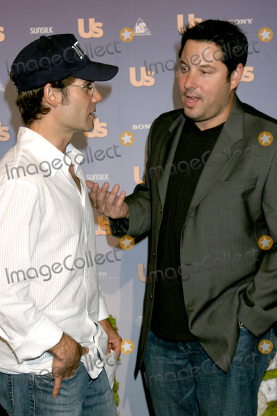 Adrian Pasdar Photo - Adrian Pasdar  Greg GrunbergUs Weeklys Hot Hollywood 2007 PartyOperaLos Angeles  CASeptember 26 2007