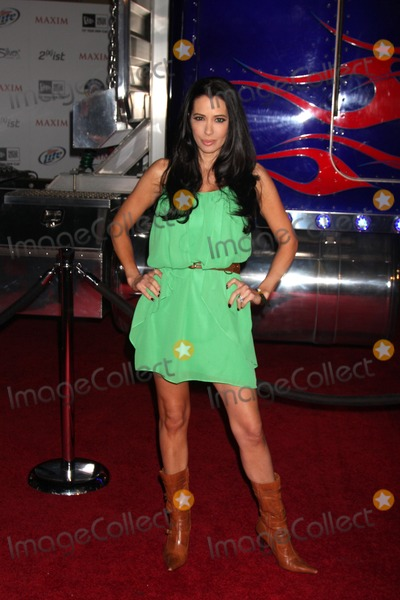 Amy Weber Photo - LOS ANGELES - MAY 11  Amy Weber arriving at the Maxim Hot 100 Party at Eden on May 11 2011 in Los Angeles CA