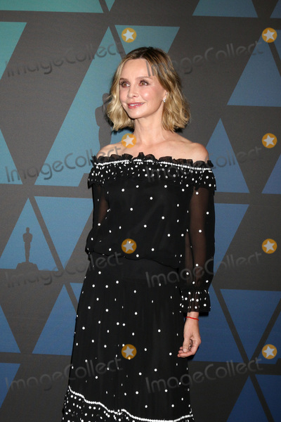 Calista Flockhart Photo - LOS ANGELES - NOV 18  Calista Flockhart at the 10th Annual Governors Awards at the Ray Dolby Ballroom on November 18 2018 in Los Angeles CA