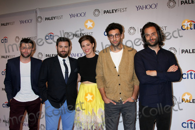 Rick Glassman Photo - LOS ANGELES - SEP 9  Brent Morin David Fynn Bianca Kajlich Rick Glassman Chris DElia at the PaleyFest 2015 Fall TV Preview - NBC at the Paley Center For Media on September 9 2015 in Beverly Hills CA