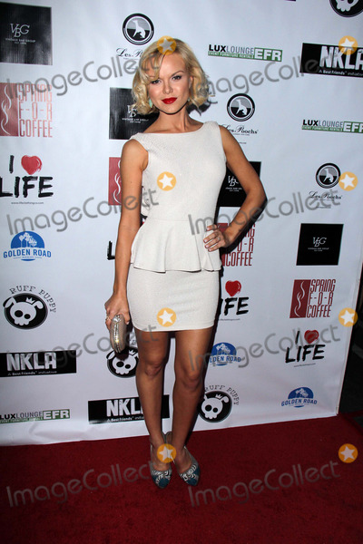 Anya Monzikova Photo - LOS ANGELES - APR 2  Anya Monzikova arrives at  the No Kill LA Charity Event at the Fred Segal on April 2 2013 in West Hollywood CA