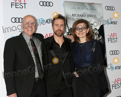 Sam Rockwell Photo - LOS ANGELES - NOV 20  G Watson Bryant Jr Sam Rockwell Nadya Bryant at the AFI Gala - Richard Jewell Premiere at TCL Chinese Theater IMAX on November 20 2019 in Los Angeles CA