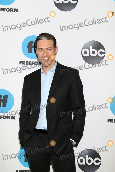 ADAM RAYNER Photo - LOS ANGELES - FEB 5  Adam Rayner at the Disney ABC Television Winter Press Tour Photo Call at the Langham Huntington Hotel on February 5 2019 in Pasadena CA