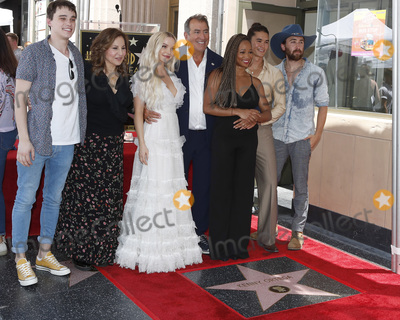 BooBoo Stewart Photo - LOS ANGELES - OCT 19  Kenny Ortega Kathy Najimy Dove Cameron Monique Coleman Booboo Stewart at the Kenny Ortega Star Ceremony on the Hollywood Walk of Fame on October 19 2019 in Los Angeles CA