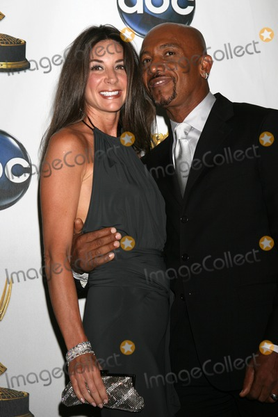 Montel Williams Photo - Montel Williams  Wife in the press room after attending  the Daytime Emmys 2008 at the Kodak Theater in Hollywood CA onJune 20 2008