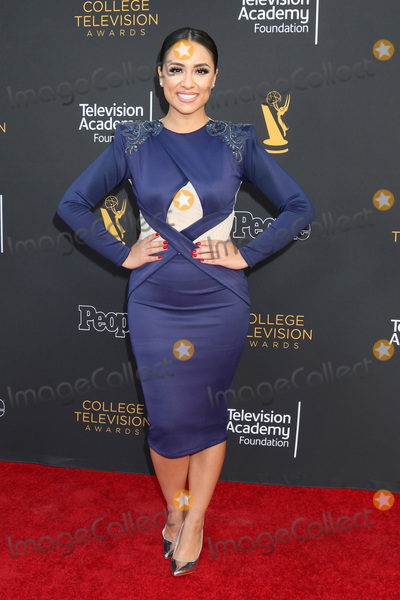 Nitzia Chama Photo - LOS ANGELES - MAR 16  Nitzia Chama at the 39th College Television Awards at the Television Academy on March 16 2019 in North Hollywood CA