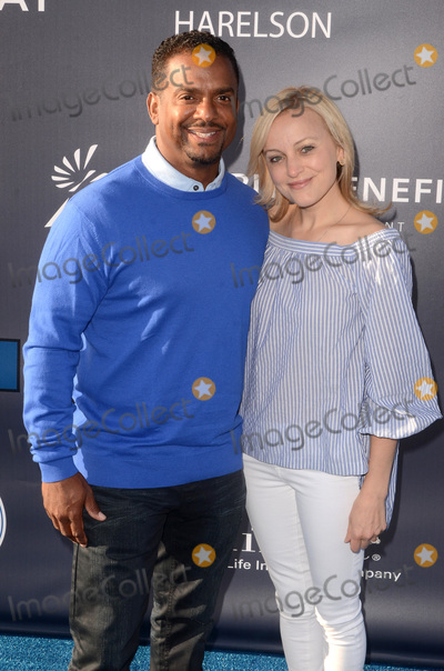 Alfonso Ribeiro Photo - LOS ANGELES - JUN 8  Alfonso Ribeiro Wife at the Los Angeles Dodgers Foundations 3rd Annual Blue Diamond Gala at the Dodger Stadium on June 8 2017 in Los Angeles CA