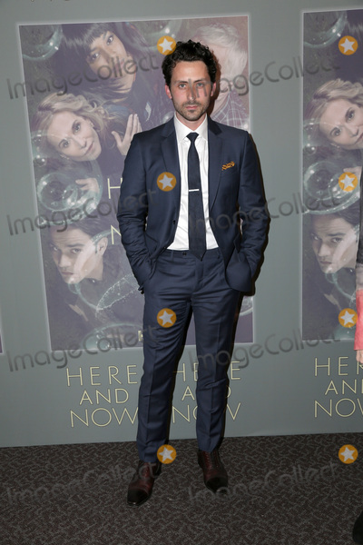 Andy Bean Photo - LOS ANGELES - FEB 5  Andy Bean at the Here And Now Premiere Screening at the Directors Guild of America on February 5 2018 in Los Angeles CA