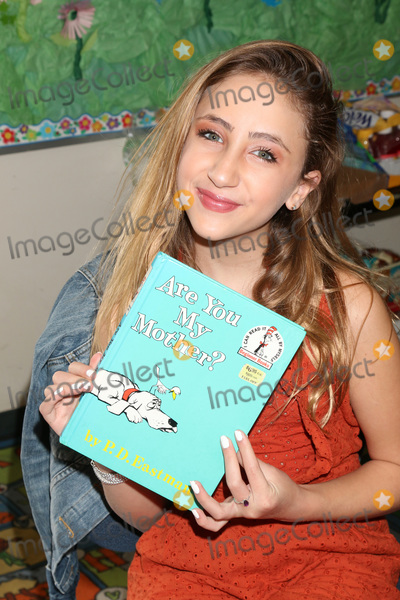 Ava Kolker Photo - LOS ANGELES - MAR 1  Ava Kolker at the Read Across America Event at the Ardella B Tibby K  8 School on March 1 2019 in Compton CA