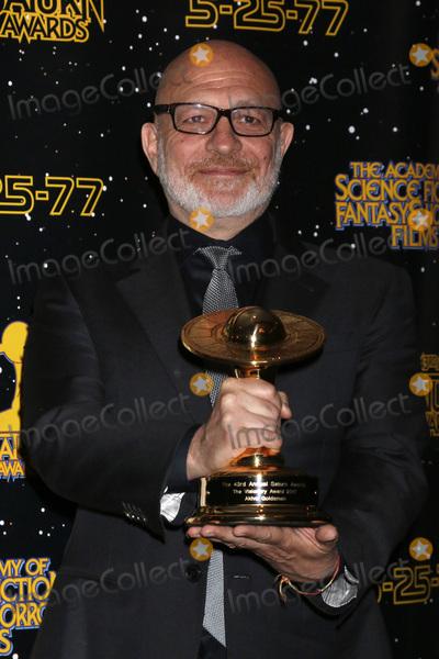 Akiva Goldsman Photo - LOS ANGELES - JUN 28  Akiva Goldsman at the 43rd Annual Saturn Awards - Press Room at the The Castawa on June 28 2017 in Burbank CA