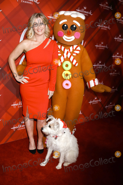 Alison Sweeney Photo - LOS ANGELES - DEC 4  Alison Sweeney Happy Gingerbread Man at the Christmas At Holly Lodge Screening at 189 The Grove Drive on December 4 2017 in Los Angeles CA