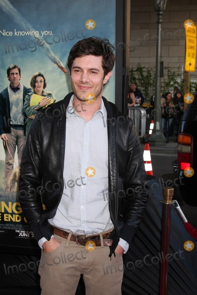 Adam Brody Photo - LOS ANGELES - JUN 18  Adam Brody arrives at the Seeking A Friend For The End Of The World LAFF Premiere at Regal Cinemas at LA Live on June 18 2012 in Los Angeles CA