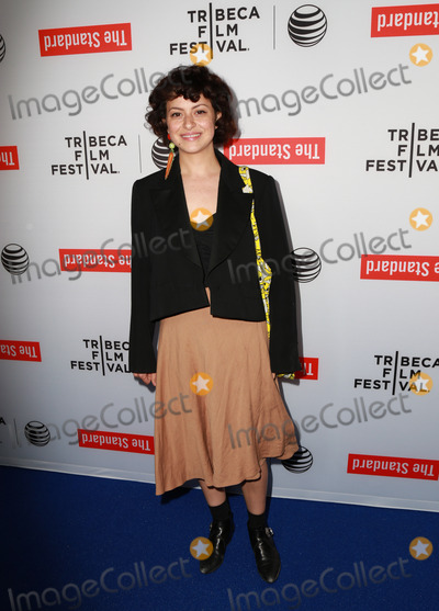 Alias Photo - LOS ANGELES - MAR 23  Alia Shawkat at the 2015 Tribeca Film Festival Official Kick-off Party at the The Standard on March 23 2015 in West Hollywood CA