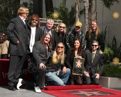 Barbara Orbison Photo - Barbara Orbison (2nd R) wife of late singer Roy Orbison and his sons Wesley (L) Alex (2nd L) and Roy Orbison Jr (R) with freinds TB Bennett Dan Akroyd othersHollywood Walk of Fame Star Ceremony for Roy Orbison Capitol Records buildingLos Angeles CAJanuary 29 20102010 Kathy Hutchins  Hutchins Photo