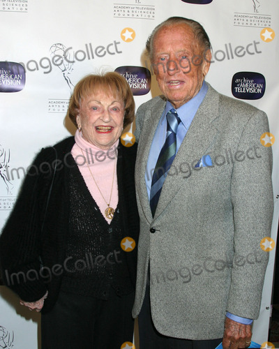 Art Linkletter Photo - Art Linkletter  wife10th Anniversary of the Archive of the American TVCrustacean ResturantBeverly Hills CAJune 4 2007